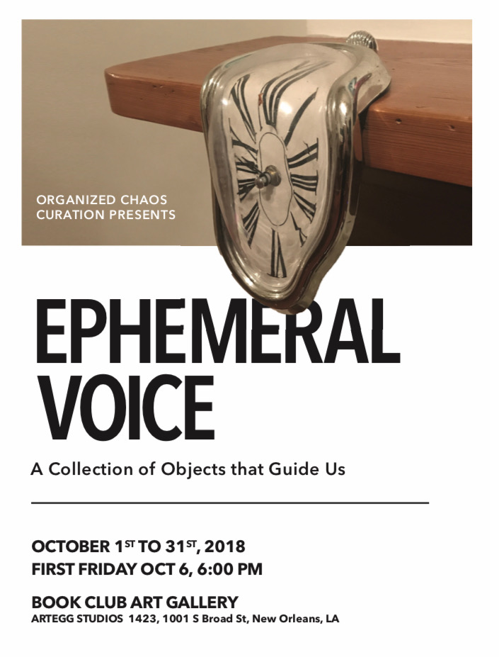 Ephemeral Voice